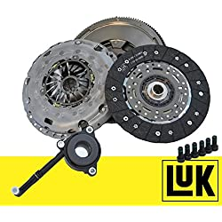 NEW CLUTCH KIT AND SACHS DUAL MASS FLYWHEEL ALL BOLTS 8944819475906