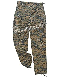Mil-Tec US Feldhose BDU, woodland-digital