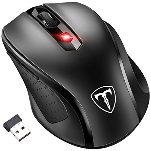 [Updated Version] Wireless Mouse...