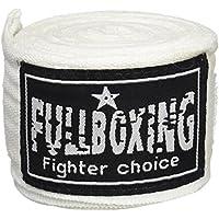 Fullboxing 05094, Venda Unisex , Blanco, 5 m, Pack de 2