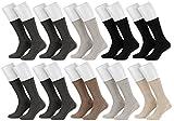 Tobeni 10 paires de chaussettes de coton santé sans préservatifs ...