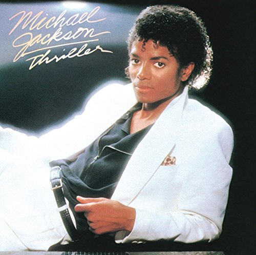 Michael Jackson: Thriller (Audio CD)
