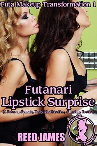 Futanari Lipstick Surprise (Futa Makeup Transformation 1) (English Edition)