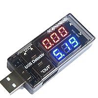 USB Şarj Ölçer Şarj Doktoru Şarj Metre Ölçüm Cihazı