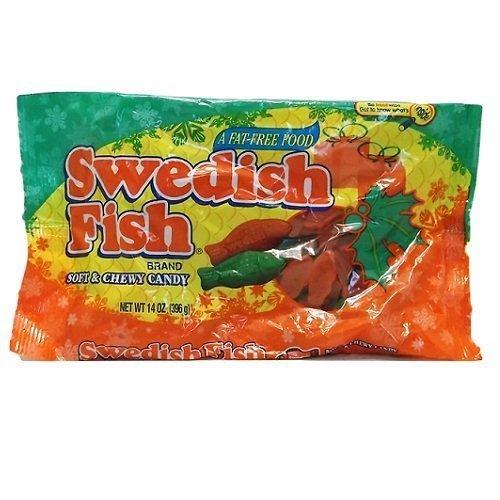 swedish-fish-red-and-green-bag-14-oz-by-swedish-fish