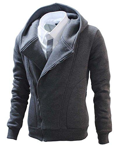 Garcia Pescara Designer Kapuzenpullover Sweatjacke