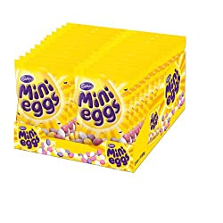 Cadbury Mini Eggs Bag 90g (Box Of 24)