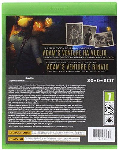 Adam s Venture: Origins