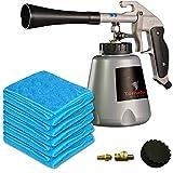 TORNADOR BLACK Z-020S Universaltuch-Set1 inkl. 5x Unisersaltuch - inkl. Deckel, Luftschlauchanschluss & Druckluftregelventil - Brestol