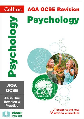 AQA GCSE Psychology All-in-One Revision and Practice (Collins GCSE 9-1 Revision)