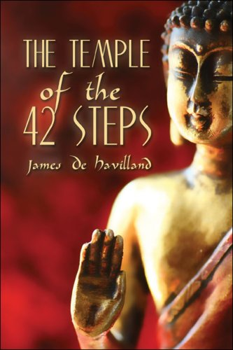The Temple of the 42 Steps Cover Image