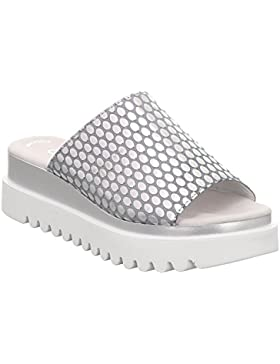 Gabor Comfort Sport Sandalette in Übergrößen Schwarz 82.777.57 Große Damenschuhe
