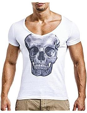 FAMILIZO Moda Camisetas Hombre Tallas Grandes Camisetas Hombre Tattoo Camisetas Manga Corta Hombre Camisetas Hombre...