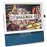 Miomente GRILL-Box: Grillkurs-Gutschein - Geschenkidee Erlebnisgutschein