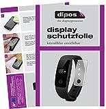 Willful SW321 Fitness Tracker Schutzfolie - 6x dipos Displayschutzfolie Folie klar