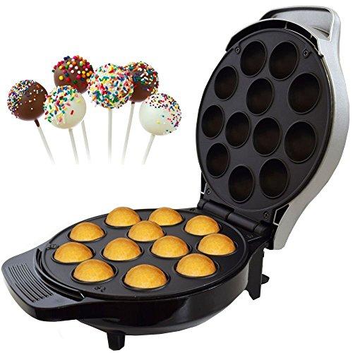 Syntrox Germany Chef-Maker 1200 Watt Cake Pop Maker für 12 Cake Pops (Pops Maker)