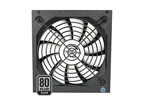 Tacens 1RVIIAG800 - Fuente de alimentación para ordenador (800W, 87{a91d37dd1942ed14d8dcdd66b11a2af6859101012251fc3e9ce18cc9d17b229b} de eficiencia, ATX, 12V, ventilador 14 cm, 80 Plus Silver, estándares ecológicos) color negro