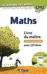 Au rythme des maths CM2  Livre du maître avec CD-Rom