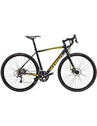 Kona Jake - Bicicletas ciclocross - amarillo/negro Tamaño del cuadro 59 cm 2017