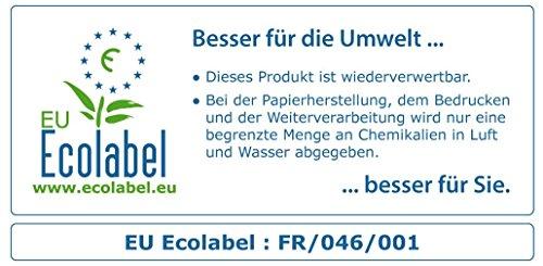 OXFORD 100050311 Schulheft Schule 15er Pack A4 16 Blatt Lineatur 25 - liniert mit Rand blau - 5