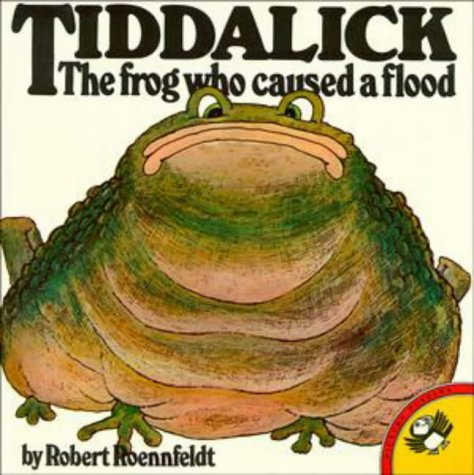 Tiddalick : the frog who caused a flood : an adaptation of an Aboriginal dreamtime legend