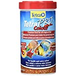 Tetra Pro Colour Fish Food for All Tropical Fish and Extra Colour, 500ml 4