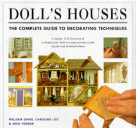 Doll's Houses: The Complete Guide to Decorating Techniques PDF Books