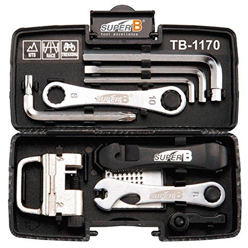 SuperB Set d'outils pour vélo