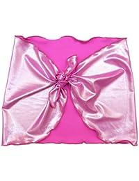 Bañador bikini brillo rosa para niña