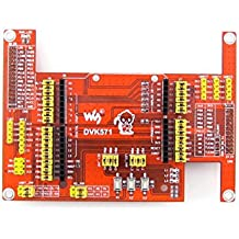 Cubietruck Expansion Board, Features Various Interfaces,Supports Connecting Arduino Boards and/or Arduino Shields
