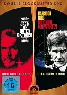 Die Stunde der Patrioten/Jagd auf Roter Oktober [2 DVDs]