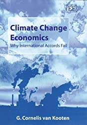 Climate Change Economics: Why International Accords Fail