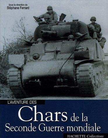 Chars de la Seconde Guerre mondiale