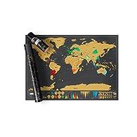 Ed Sheeran Official World Scratch Map