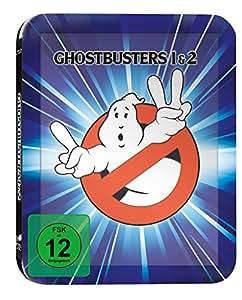 Ghostbusters 1&2 - Steelbook [Blu-ray]