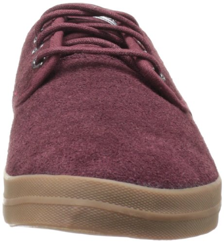 Skechers Kustom, Baskets mode homme Rouge - Rot (BURG)
