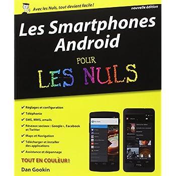 Les Smartphones Android pour les Nuls, 2e