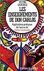 Les Enseignements de don Carlos - Applications pratiques de l'oeuvre de Castaneda