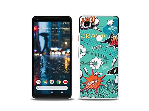 etuo Google Pixel 2 XL - Hülle Fantastic Case - Crash - Handyhülle Schutzhülle Etui Case Cover Tasche für Handy