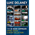 DI Sean Corrigan Crime Series: 6-Book Collection: Cold Killing, Redemption of the Dead, The Keeper, The Network, The Toy Taker and The Jackdaw