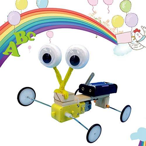Dapei DIY Elektrisches Modell Wissenschaftliches Experiment Spielzeug Montieren Kits Kinder Kinder Entwicklung Bildung Spielzeug Geschenke Party Favors Outdoor und Andere Veranstaltungen