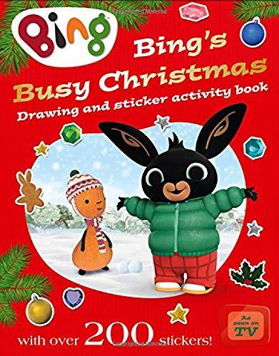 Bing's Busy Christmas (Bing)