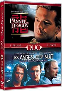 L'année du dragon / Les anges de la nuit - Coffret 2 DVD