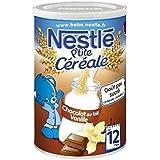 Nestlé cérélac chocolat au lait vanille boite 400 g - ( Prix Unitaire ) - Envoi Rapide Et Soignée