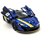 #5: Toyville Licensed 5'' McLaren P1 Die Cast Car (Blue)