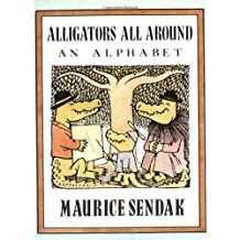 Alligators All around: An Alphabet (The Nutshell Library) by Maurice Sendak (3-Feb-2007) Paperback