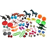 Exact Copy Matching Game - Preschool and Kindergarten Matching Activity with Miniature Objects - early learning toylanguage materials by Curious Minds Busy Bags