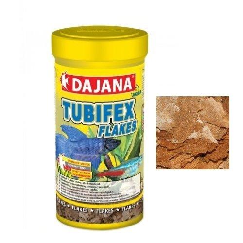 dajana-tubifex-flakes-mangime-speciale-in-fiocchi-per-pesci-rettili-acquatici-ed-animali-da-terrario