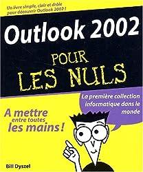 Outlook 2002 pour les nuls