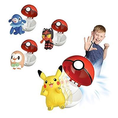 Pokèmon Pokémon-63227223 Lanza Y Ataca, (Bizak 63227223) de Bizak